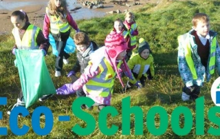 st muras buncrana school get green flag